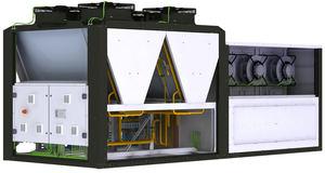 CIAT lanza su nueva gama de unidades rooftop: VectiosPower™, la solución de climatización «todo en uno»