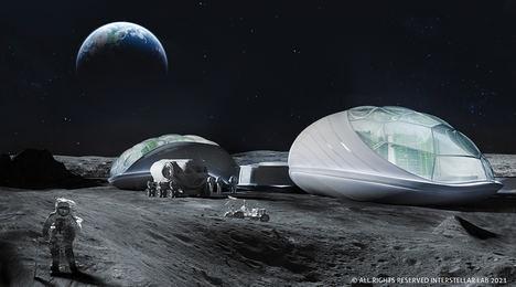 EBIOS en la Luna.