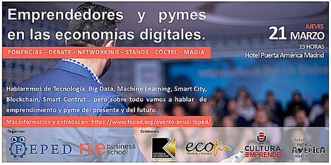 'Emprendedores y PYMES en las Economías Digitales'