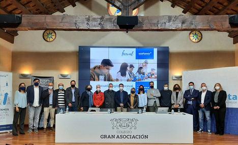 Celebrada con éxito la jornada piloto 'Escuela Digital Feceval'