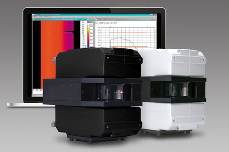 Los Exploradores de Líneas de la Serie MP de Fluke Process Instruments agiliza el procesamiento de imágenes térmicas sin contacto y su análisis