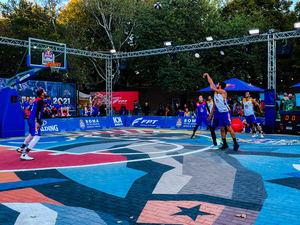 FPT Industrial continúa su asociación técnica con Red Bull para la final del torneo Red Bull Half Court 3x3 Street Baloncesto en Roma