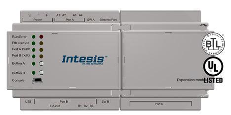 La nueva pasarela Intesis facilita la comunicación entre EtherNet/IP y BACnet