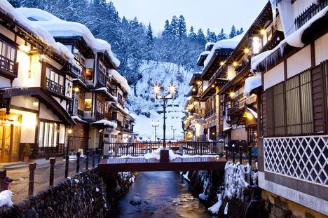 Recorre 5 icónicos destinos de Japón sin salir de casa