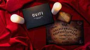 'La Ouifi', la ouija de Indira que permite contactar con los espíritus de la publicidad