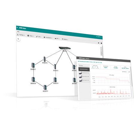 Moxa lanza un módulo adicional inalámbrico para MXview para superar los retos de gestión de redes Wi-Fi en la fabricación inteligente