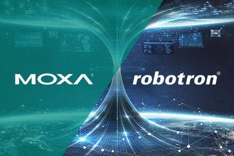 Conocimientos combinados para aplicaciones IIoT: cooperación entre Moxa Europe y Robotron