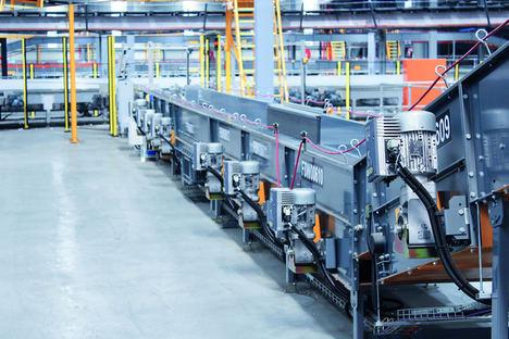 Convertidor de frecuencia para aplicaciones de tecnología de transporte de alta eficiencia