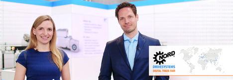 Feria Digital NORD 2021: experimentemos la tecnología de accionamiento de alta eficiencia de NORD de manera virtual
