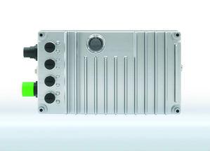 El nuevo NORDAC ON de NORD DRIVESYSTEMS es un variador de frecuencia inteligente y compacto para uso descentralizado.