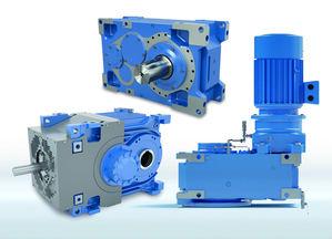 La gama del sobresaliente reductor industrial MAXXDRIVE® se basa en el sistema modular de NORD y cubre todos los campos de aplicaciones industriales hasta 282 kNm.