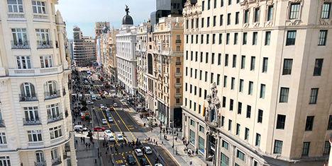 #PicalagartosSkyBar el nuevo espacio gastronómico en el centro de Madrid