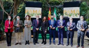Crespo destaca que los premios de Medio Ambiente visibilizan la necesaria unidad de acción para luchar contra el cambio climático