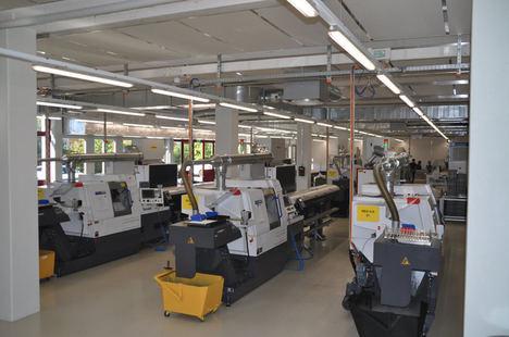 Inaugurado un nuevo centro de producción LEMO