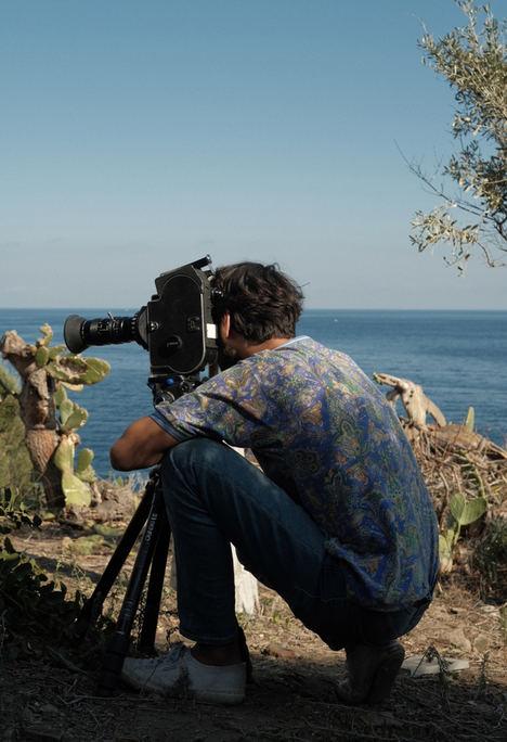 Retrato isla Lachea, Renato Leotta.