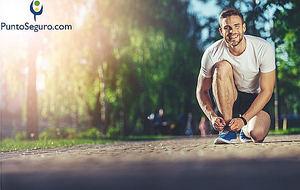 PuntoSeguro.com crea los seguros de vida que, a través del ejercicio, contribuyen a un mundo mejor