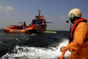 Se aprueba el Convenio Colectivo de la Flota de Salvamento Marítimo