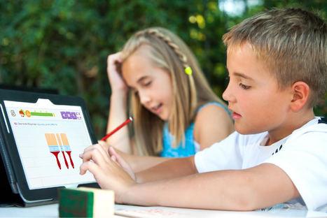 Los métodos online permiten recuperar en verano los conocimientos perdidos durante el confinamiento