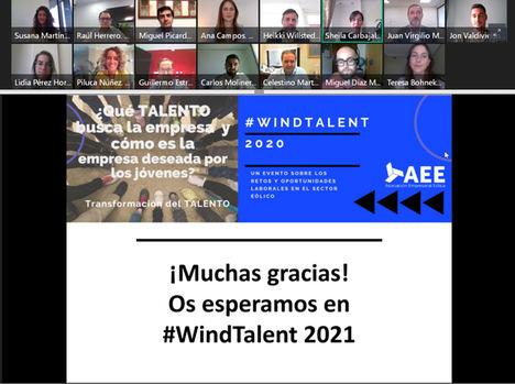 #WindTalent analiza los retos en la atracción de talento y el crecimiento del empleo en el sector eólico