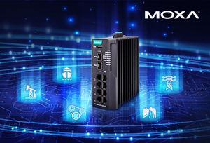Nuevo enrutador industrial seguro de Moxa todo en uno para proteger aplicaciones industriales