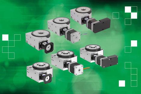 Electrificándonos: ahora norelem dispone de mesas de posicionamiento redondas con accionamiento eléctrico coaxial