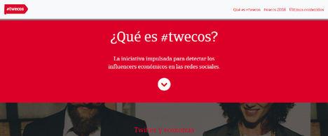 Los #twecos estrenan web