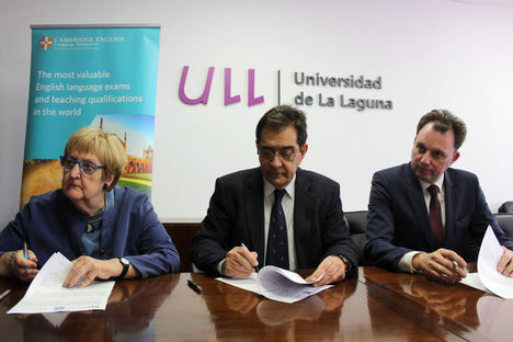 La Universidad de La Laguna ofrece a sus estudiantes el acceso a los exámenes de Cambridge English