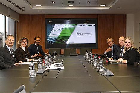 Adif AV se adhiere a Eress para implantar un nuevo sistema de facturación de la energía consumida