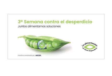 AECOC implicará a empresas, consumidores y ayuntamientos en la 3ª Semana contra el desperdicio alimentario