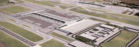 Aeropuerto Internacional Jorge Chávez, Perú.