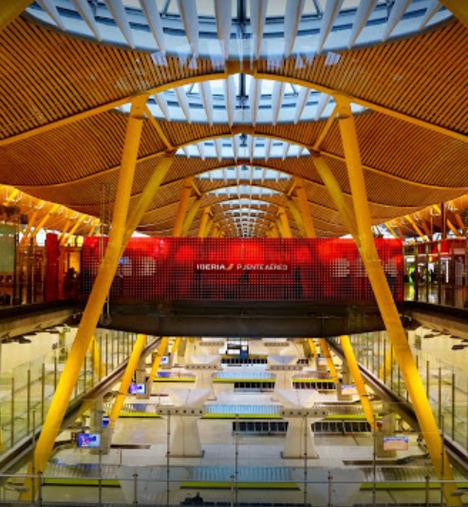 Un estudio revela que el aeropuerto de Madrid-Barajas es el mejor de Europa