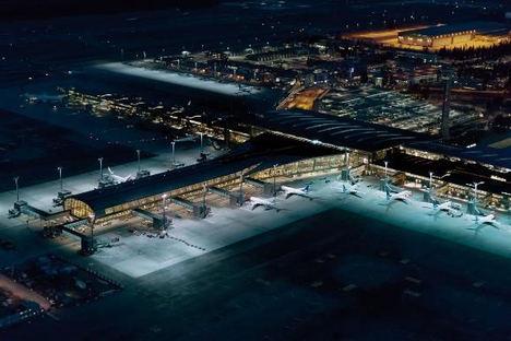 Aeropuerto de Oslo.