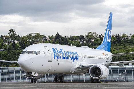 Air Europa abre una nueva convocatoria de pilotos para rutas de medio y corto radio
