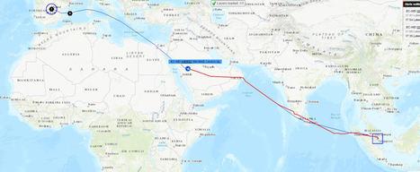 El vuelo más largo de Air Europa