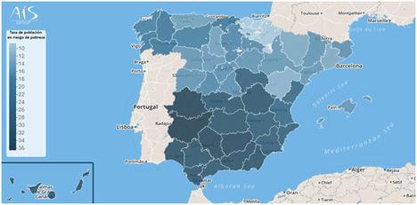 AIS pone a disposición de las instituciones el mapa de familias madrileñas en riesgo de pobreza para facilitar la gestión de ayudas como el ingreso mínimo vital