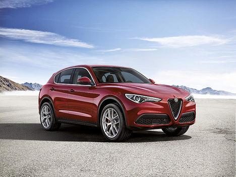 Alfa Romeo Stelvio 2.0 Q4 Auto.8