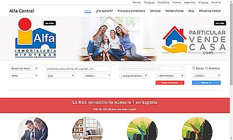 Alfa inmobiliaria relanza su gu a para comprar casa for Guia inmobiliaria