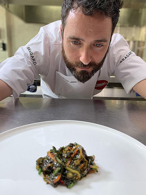 El Alga gallega triunfa en el Salón Gourmet de Madrid de la mano de LADUC