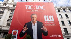 Aliexpress desvela el 'Tic Tac' definitivo: llega el 11.11 de Aliexpress de la mano de Josep Pedrerol