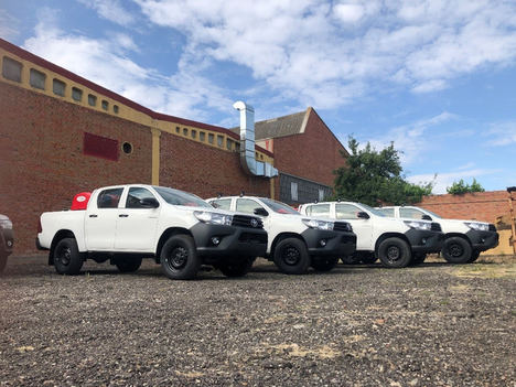 Los vehículos de renting flexible de Alquiber, listos para evitar un verano plagado de incendios forestales