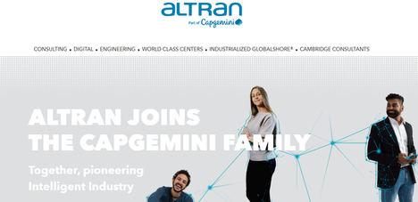 Altran recibe el Premio Eolo de Innovación 2020 de la Asociación Empresarial Eólica