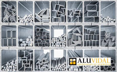 Aluvidal cuenta con el servicio de corte y mecanizado de aluminio y hierro