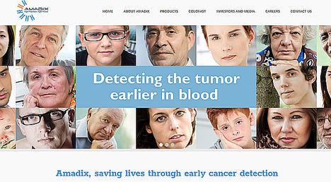Amadix lanza un crowdfunding para comercializar un análisis de sangre que detecta el cáncer de colon hasta 15 años antes de mostrar síntomas