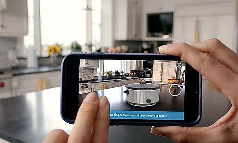 Amazon presenta tres innovaciones para que decorar y amueblar tu casa sea más rápido, fácil y divertido