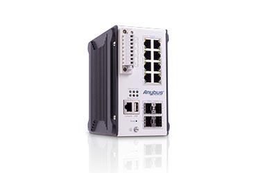 Los nuevos conmutadores y routers inalámbricos Anybus® abren la puerta a las infraestructuras wireless del futuro