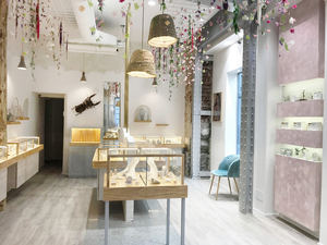Apodemia inaugura su flagship más tecnológica en Madrid y da paso a un nuevo concepto de tienda