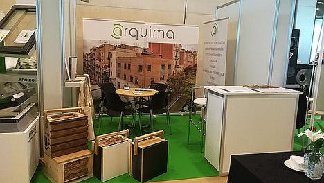 El sistema constructivo de ARQUIMA, presente en la 10ª Conferencia Española Passivhaus