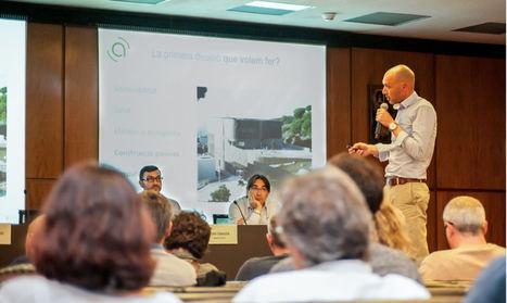 ARQUIMA participa en una Jornada sobre construcción sostenible con madera en el COAC (Col·legi d'Arquitectes de Catalunya)