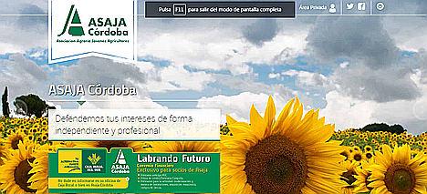 Asaja Córdoba rechaza la cofinanciación de la PAC en la reforma que se aplicará después de 2020