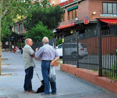 La pensión media de autónomos se ha incrementado un 30% en la última década